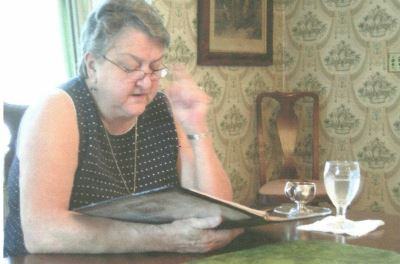Reading at Merrehope Antebellum Home, Meridian, MS