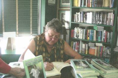 A signing at Reed's Bay Books, Tupelo, MS